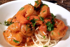 Date Night Shrimp Pasta
